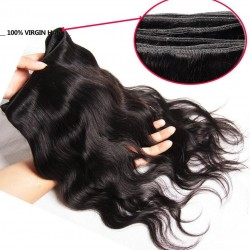 "10Pcs Wholesale Deal Brazilian Unprocessed Virgin Human Hair 8""-30"" Body Wave Hair Wefts 8A"