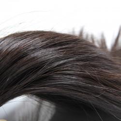Superior Quaility 9A Grade Pure Hair Material Virgin Brazilian Straight Human Hair Natural Beauty Star Here