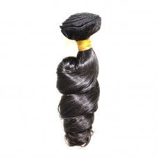 10A Brazilian Softest Natural Human Hair Loose WaveTexture Original Human Hair Collection Dyeable 100Gram Sew in Weft Hair