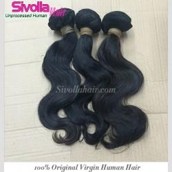 3Pcs/Lot 2019 Rock your Beauty! Hair Greatest Weave Vendor BEST Raw Virgin SivollaHair Burmese Natural Hair Thick Ends Bundle Deals