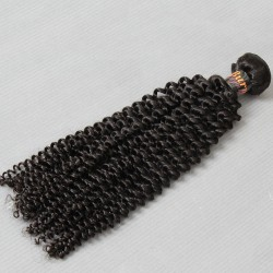 1Bundle New Hot Selling Burmese Kinky Curls Temple raw virgin Hair Bouncy Curly Weave Queen Love this hair