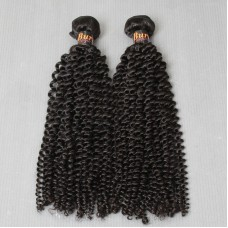 "2Pcs/Lot Hot selling Dark Brown&Natural Color Virgin 10A Burmese kinky curly hair 200g 8""-30"" wholesale flawless Sivolla Hair weave in STOCK"