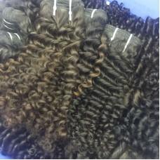 2 Bundle Deal 10A SivollaHair Curly Weave Burmese Deep Curls Virgin Human Hair 200g Full Natural Colors Vivid Cute Hair Style