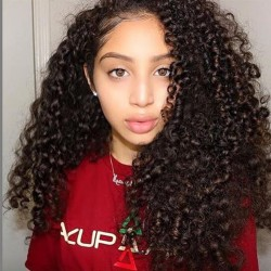 10 Bundles Deal Wholesale Jerry Curly Kinky Curls Cheapest Beautiful Curly Hair for Wholesaler Salons 8A