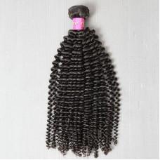 1Bundle Cheap Sales Peruvian Kinky Curly 100gram Natral RAW Virgin Hair