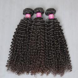 3Bundle Deals SivollaHair Peruvian Jerry Curly Hair Braiding human Virgin remy hair Natural Raw Hair Style Grade 9A