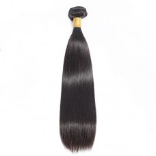 1Pc Human Hair Collection Wholesale Virgin Peruvian RAW Straight Hair Weaving Grade 10A Without Synthetic Fibers