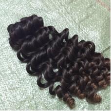 Cambodian 100g Unprocessed 10A Cambodian virgin deep wave hair 1 bundle Sample Hair SivollaHair Brand Hair New Best Quality