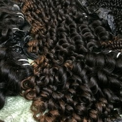 Cambodian 100g Unprocessed 9A Cambodian virgin deep wave hair 1 bundle Sample Hair SivollaHair Brand Hair New Best Quality