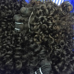 4 bundle Deals 400g Affordable Wholesale Price Romantic/Italian Curly Malaysian Human Hair brazilian indian peruvian cambodian hair origin available