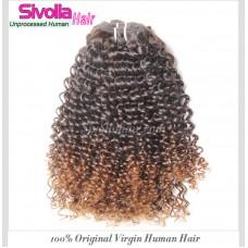 10A Grade Cambodian Kinky Curly 3 Bundle Deals Original Natural Human Hair Weave