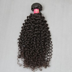1Bundle Best Quality  Jerry Curly 100% Virgin full cuticle indian human hair Grade 10A Fast delivery DHL
