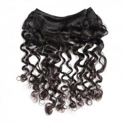 3Pcs/Lot Perfect hair weft American Fashion 9A indian loose wave Weaving hair natural color 300gram Wholesale SivollaHair