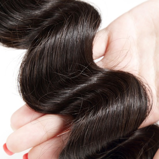 2 bundles Premium Virgin Indian tight big curly Loose Wave hair machine wefted machine double stitched hair weft Great Aliexpress vendor