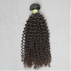 1Bundle Hair Waves on Sleek Malaysian Jerry Curly Virgin Unprocessed Hair Raw Human Hair Bundles Hair Braiding 10A