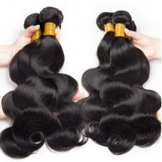 2 bundles New Texture 10A Malaysian Body Wave Virgin Human Hair Unprocessed Hair Weaves 2 bundles lots