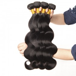 2 bundles New Texture 9A Malaysian Body Wave Virgin Human Hair Unprocessed Hair Weaves 2 bundles lots