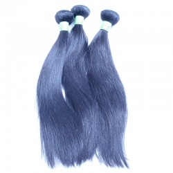 3PCS 300g/lot Cheap dyed Human Hair Malaysian Straight Extensions Weave wefts Hot Selling Raw Hair Wholesale